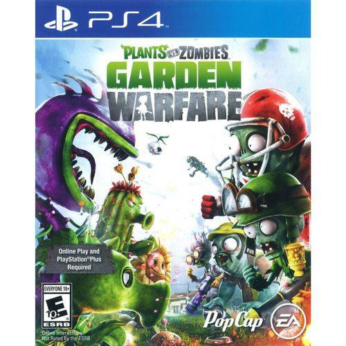 Plants Vs Zombies. Garden Warfare Ps4