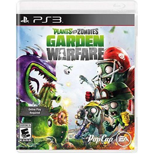 Plants Vs Zombies: Garden Warfare - Ps3