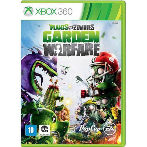 Plants Vs Zombies Garden Warfare - X360