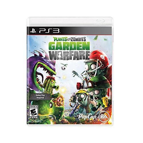 Plants Vs Zombies: Gargen Warfare - Ps3