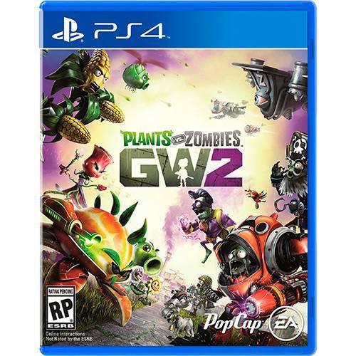 Plants Vs Zombies GW 2 BR - PS4