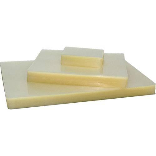 Plastico para Plastificacao Pouch Film Cnpj 121x191(0,05) Conj/100 Mares