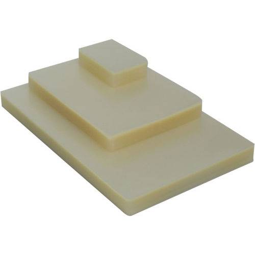 Plastico para Plastificacao Pouch Film R.G. 80X110 (0,10) Conj/100 Mares