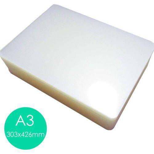 Plastico para Platificação Polaseal A3 303x426 0.07 | 100 Unidades - Mares