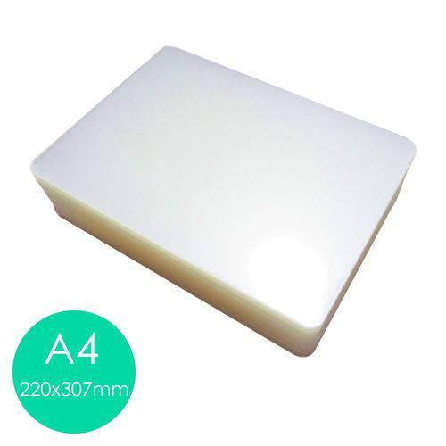 Plastico para Platificação Polaseal A4 220x307 0.07 | 100 Unidades - Mares