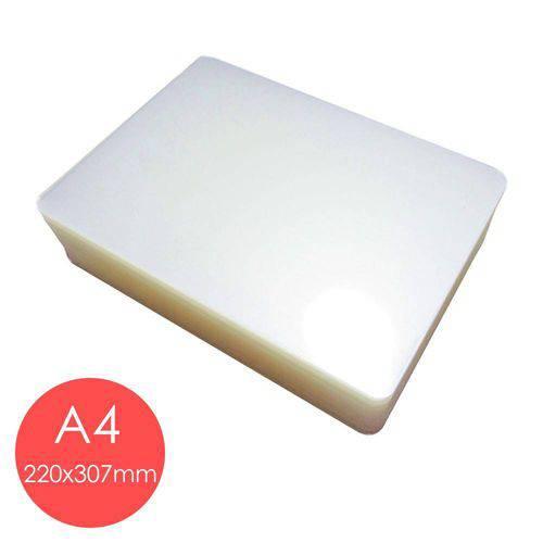 Plastico para Platificação Polaseal A4 220x307 0.10 | 100 Unidades - Mares