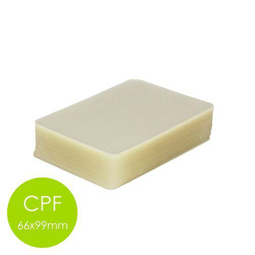 Plastico para Platificação Polaseal Cracha 66x99 0.05 | 100 Unidades - Mares