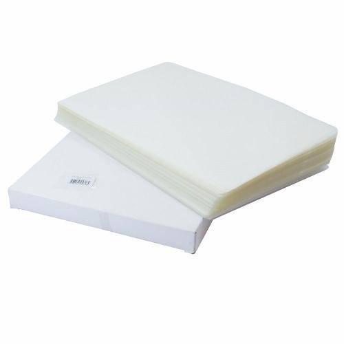 Plastico para Platificação Polaseal Oficio 226x340 0.05   100 Unidades - Mares