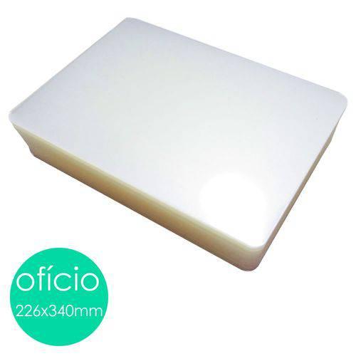 Plastico para Platificação Polaseal Oficio 226x340 0.07   100 Unidades - Mares
