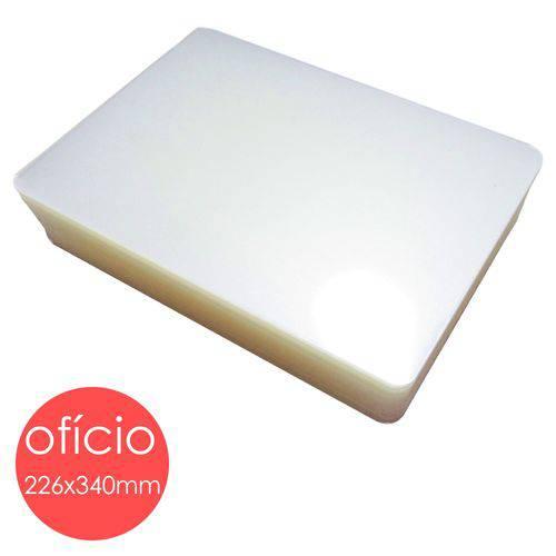 Plastico para Platificação Polaseal Oficio 226x340 0.10   100 Unidades - Mares