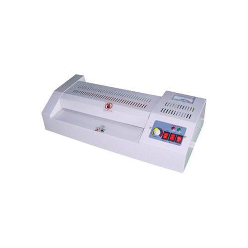 Plastificadora Profissional de Documentos PABER A3 Quente Frio 4 Rolos Silicone 127v