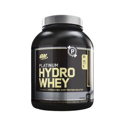 Platinum Hydrowhey 3,31lbs (1,5kg) - Chocolate