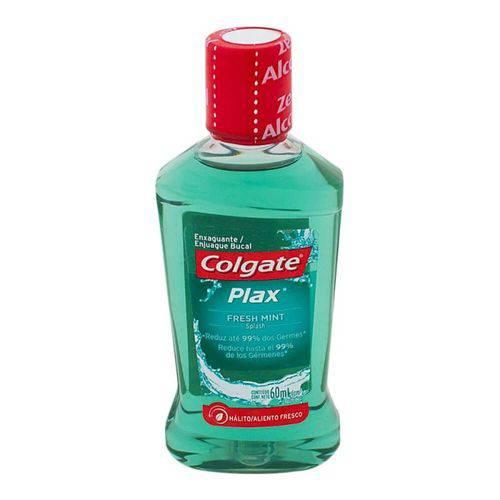 Plax Fresh Mint Enxaguante Bucal 60ml