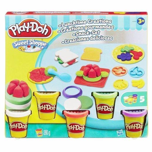 Play Doh Conjunto Hora do Lanche - Hasbro