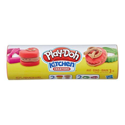 Play Doh Conjunto Kitchen Creations Chocolate - Hasbro