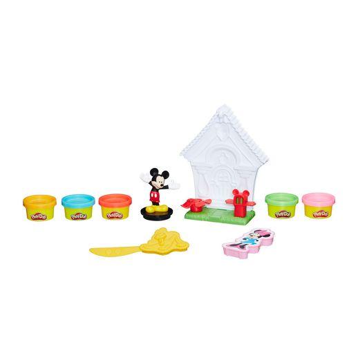 Play Doh Disney Casinha Mágica - Hasbro
