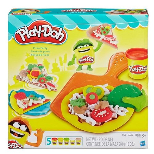 Play-Doh - Festa da Pizza - HASBRO