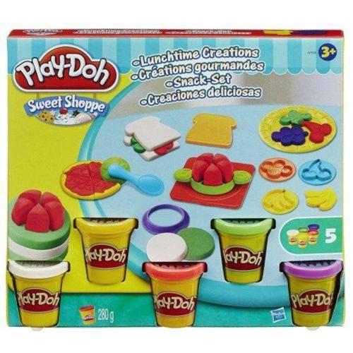 Play-doh - Hora do Lanche