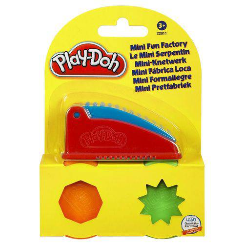 Play-doh Kit de Massinha Mini Fábrica Louca -hasbro