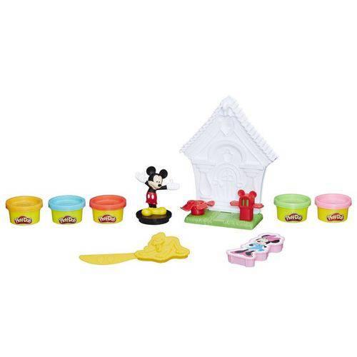 Play Doh Massinha Disney Magical Playhouse