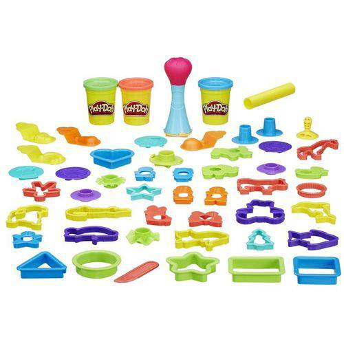 Play Doh Massinha Super Molding
