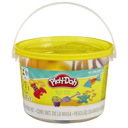 Play-Doh Mini Balde Sortido Hasbro Massinha de Modelar