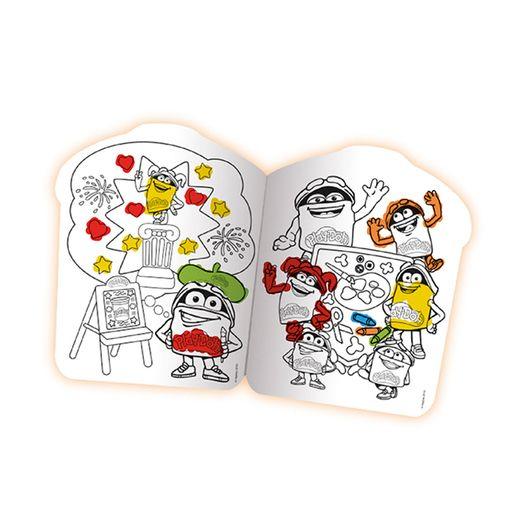 Play Doh Pinte e Lave - Fun Divirta-se