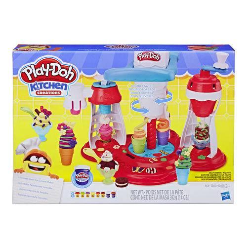 Play Doh Swirl Ice Cream Maker - Hasbro