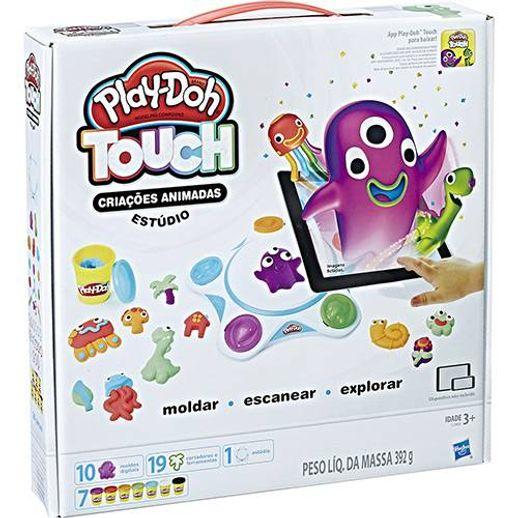 Play Doh Touch Estúdio Criativo - Hasbro