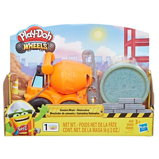 Play Doh Wheels Caminhão de Cimento - Hasbro