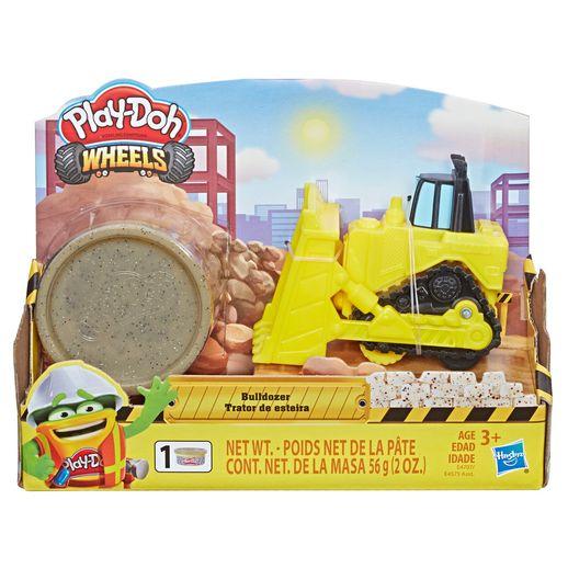 Play Doh Wheels Trator - Hasbro