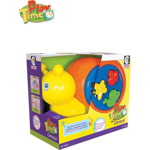 Play Time Caracol 22cm