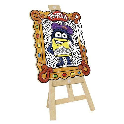 Playdoh Kit de Pintura Meu Pequeno Artista 80059 - Fun