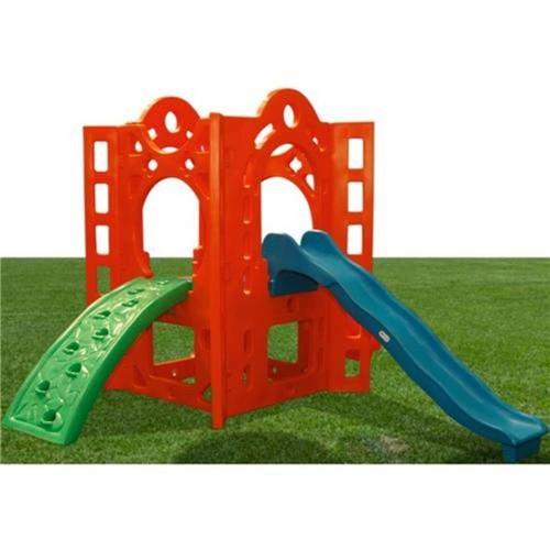 Playground Fortaleza 1 Alpha Brinquedos Verde