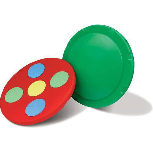 Playground Gangorra Circular Verde Alpha Brinquedos
