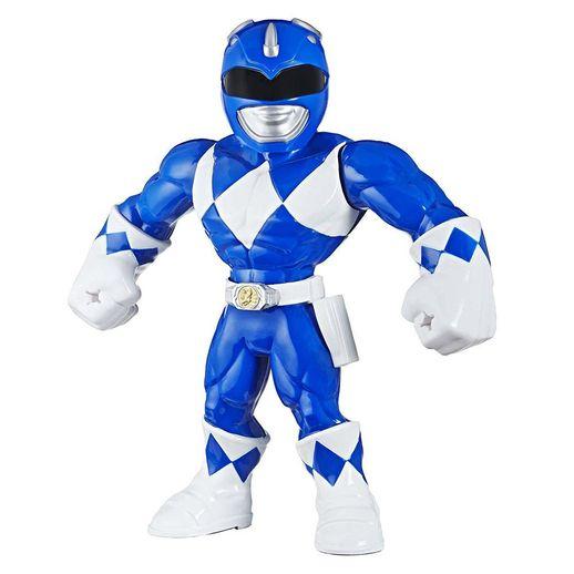 Playskool Mega Mighties Power Rangers Azul - Hasbro
