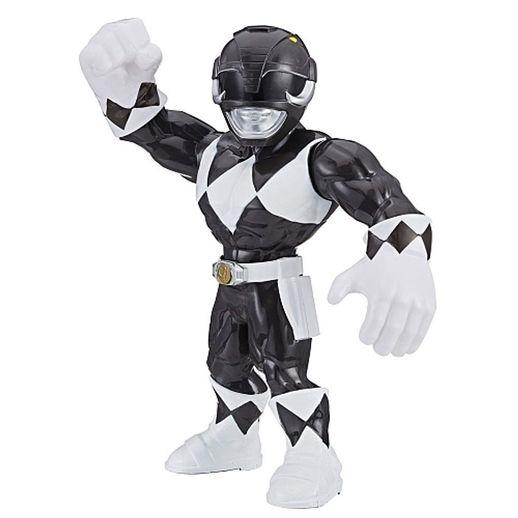 Playskool Mega Mighties Power Rangers Preto - Hasbro