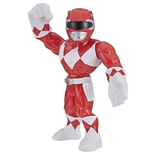 Playskool Mega Mighties Power Rangers Vermelho - Hasbro