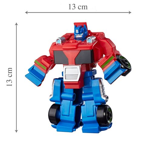 Playskool Transformers Rescue Bots Optimus Prime - Hasbro