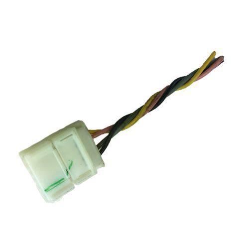 Plug Conector do Botão do Pisca Alerta New Fit 2009 2014