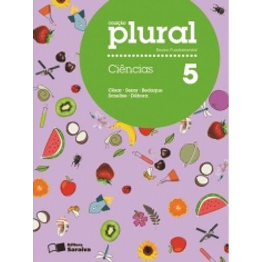 Plural Ciencias 5 Ano - Saraiva