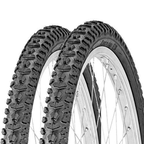 2 Pneus Bicicleta 26x2.00 Levorin Excess-ex