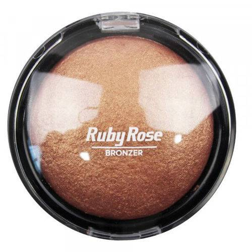 Pó Bronzeador Hb-7213 - 4 Cobre da Ruby Rose