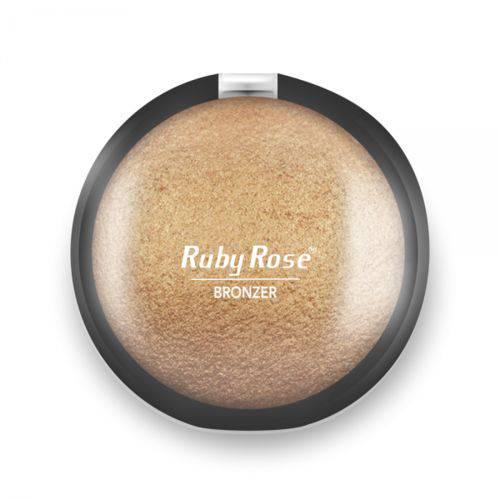 Pó Bronzeador Ruby Rose - Cor 5