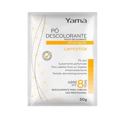 Pó Descolorante Ultra Rápido Camomila 50g - Yamá