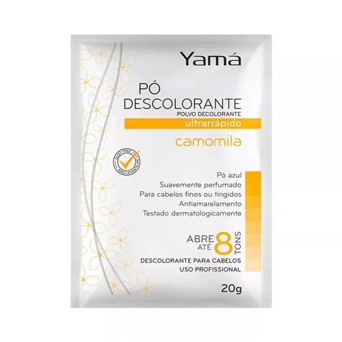 Pó Descolorante Yamá Camomila 50g