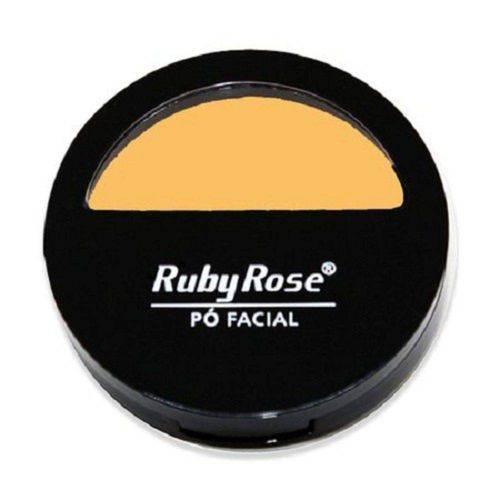 Ruby Rose Pó Compacto 01 (Espelho)