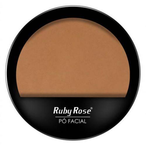 Pó Facial Ruby Rose Hb7206-pc17
