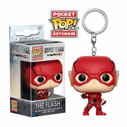 Pocket Pop Keychain Chaveiro Funko - Flash Justice League