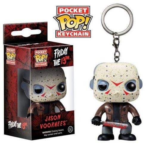 Pocket Pop Keychain Chaveiro Funko - Jason